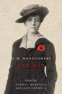 download ebook l.m. montgomery and war pdf epub