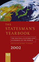 The Statesman s Yearbook 2002