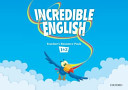 INCREDIBLE ENGLISH, LEVEL 1 AND 2 - TEACHER'S