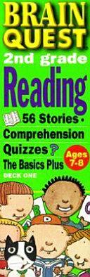 Brain Quest Second Grade Reading