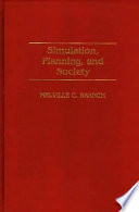 Simulation  Planning  and Society
