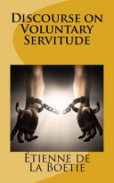 Discourse on Voluntary Servitude