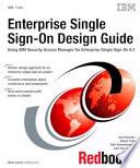 Enterprise Single Sign On Design Guide Using Ibm Security Access Manager For Enterprise Single Sign On 8 2