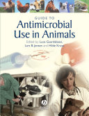 download ebook guide to antimicrobial use in animals pdf epub