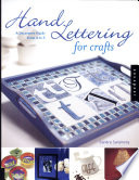 Hand Lettering for Crafts