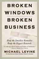 download ebook broken windows, broken business pdf epub