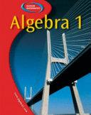 Glencoe Algebra 1  Student Edition