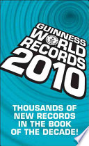 Book Guinness World Records 2010