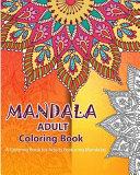 Mandala Art Adult Coloring Book   Designs Patterns