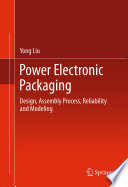 Power Electronic Packaging book