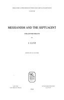 Messianism and the Septuagint