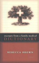 Excerpts from a Family Medical Dictionary