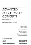 Advanced Accelerator Concepts Eighth Workshop book