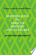 Mathematics in African History and Cultures