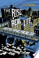 Book The Rise of Real Life Superheroes