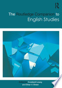 The Routledge Companion to English Studies