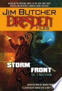 Jim Butcher s The Dresden Files   Storm Front Vol 2