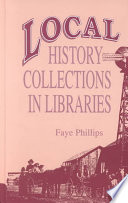 Local History Collections in Libraries Preservation