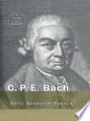 Carl Philipp Emanuel Bach C P E Bach Is An Important Composer