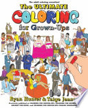 The Ultimate Coloring for Grown Ups Book PDF