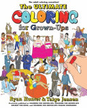 The Ultimate Coloring for Grown Ups