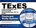 Texes  160  Pedagogy and Professional Responsibilities Ec 12 Exam Flashcard Study System