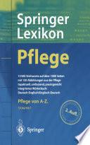 Springer Lexikon Pflege