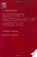 Elsevier s Dictionary of Medicine