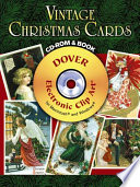 Vintage Christmas Cards CD ROM and Book