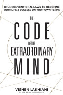 cover img of The Code of the Extraordinary Mind