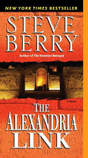 The Alexandria Link-book cover
