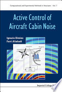 Active Control of Aircraft Cabin Noise
