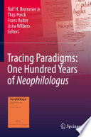 Tracing Paradigms One Hundred Years Of Neophilologus