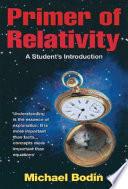 Primer of Relativity