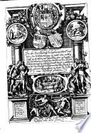 Beschreibung derer fürstlicher Güligscher (etc.) Hochzeit, so im jahr Ch. 1585 ... zu Düsseldorf ... gehalten worden