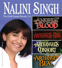 Nalini Singh  Guild Hunters Novels 1 4