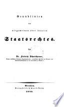 Zwölf Bücher vom Staate, oder systematische Encyclopaedie der Staatswissenschaften