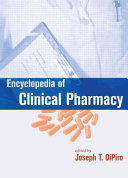 Encyclopedia of Clinical Pharmacy  Print