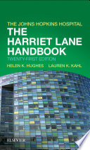 The Harriet Lane Handbook E Book