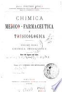 1  Chimica dei metalloidi