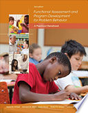 Functional Assessment and Program Development