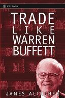 Trade Like Warren Buffett Book