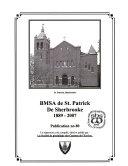 BMSA de St. Patrick de Sherbrooke, 1889-2007