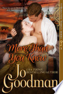 More Than You Know  The Hamilton Family Series  Book 1