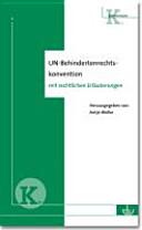 UN Behindertenrechtskonvention