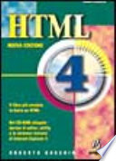 HTML 4  Con CD ROM