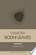 Collected Bodhi Leaves Volume II