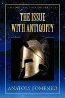 The Issue With Antiquity