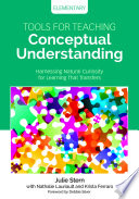 Tools for Teaching Conceptual Understanding  Elementary