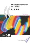 Études économiques de l'OCDE : France 2001